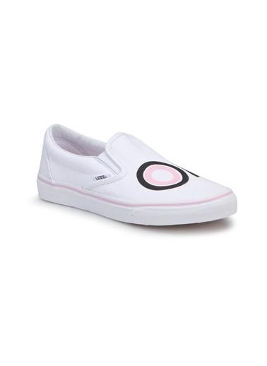 Vans UA Classic Slip-On Beyaz
